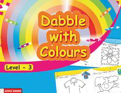 Dabbles with Colors Level 3 Book