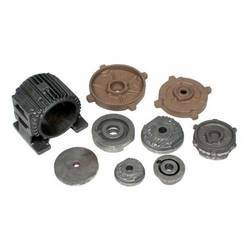 Electric Motor Body And Parts Castings