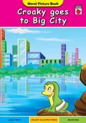 Croaky Goes To Big City