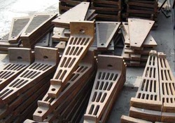 comprehensive manganese steel casting