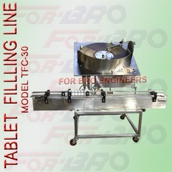 Tablet Filling Line