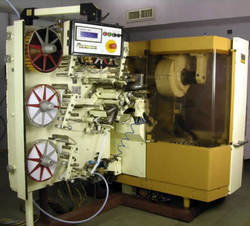 Pactec Double Twist Wrapping Machine