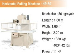 Horizontal Pulling Machine