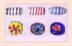 Lampwork Designer Beads