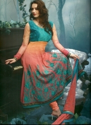 Indian Tissue Suits Salwar