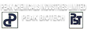 Peak Chemicals Industries Limited
