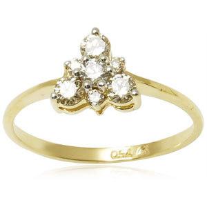 Gold Ring, Diamond Rings