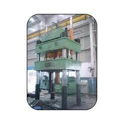 Pillar Type Hydraulic Presses