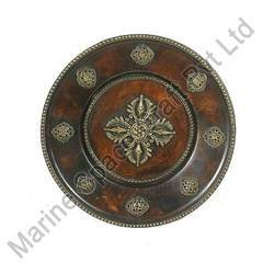 Copper And Brass Wall Plate