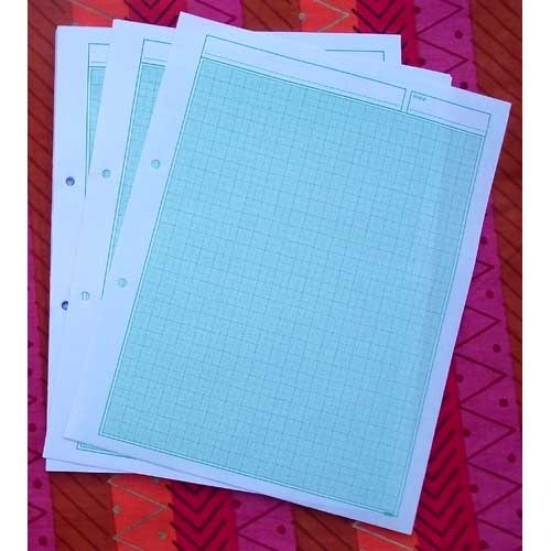 paper stationery graph papers exporter from mumbai