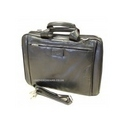 Italian Black Leather Bag