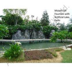 Mount Fall Fountain