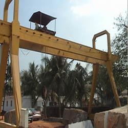 Semi Goliath Cranes