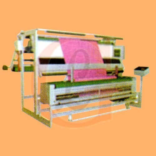 Knitted Fabric Inspection Machine