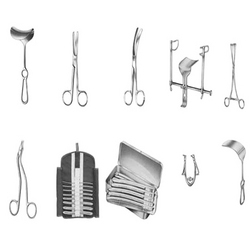 General OBS & Gynae Surgery Instruments