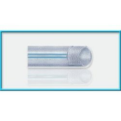 PVC Flexible Transparent Nylon Braided Hose