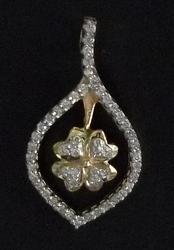 Fancy Diamond Pendants