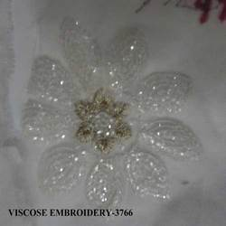 Viscose Embroidery