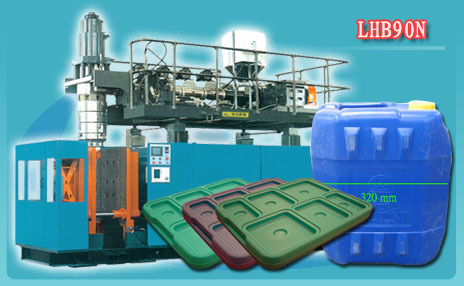 Plastic Tool Bags-Blow Molding Machine