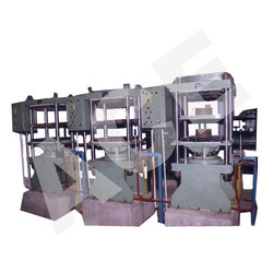 PLC Control Rubber Moulding Press