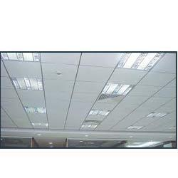 Metal Grid Ceiling System