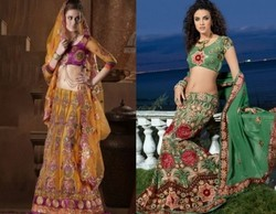 Wedding Lehnga Chunni