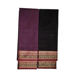 Cotton Silk Border Sarees