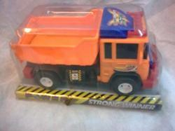 Toy Truck Mixer or Loader