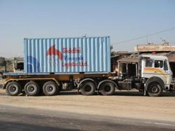 Container Transportion Services