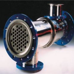 Ecoflux Corrugated Tube Heat Exchanger