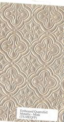 Two Tone Embossed Papers For Scrapbooking, Art And Crafts