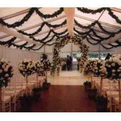 Wedding party pandals wedding tent works manufacturer from new delhi wedding tent works junglespirit Choice Image