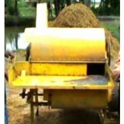 Paddy Thresher - (Low Cost Thresher Machine)