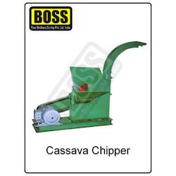 Cassava Chipper