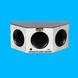 Triple Ultrasonic Pest Repellers
