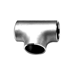 Tee (Butt Weld Fittings)