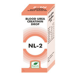 Blood Urea Creatinin Drop