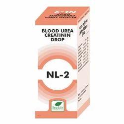 Blood Urea Creatinin Drop