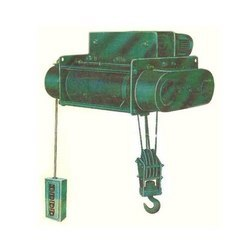 Wire Electric Rope Hoist