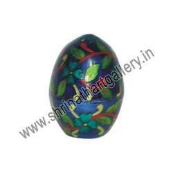 Meena Painted Owl Shape Incense Stand