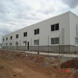 Prefabricated Buildings, Pre-Engineered Buildings, Light Weight Structure