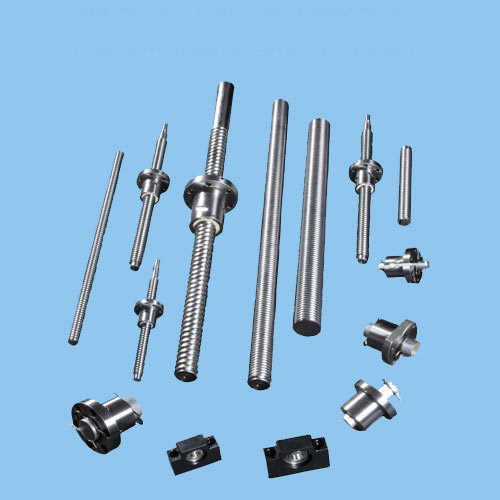 Precision Rolled Ball Screw
