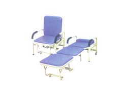 1010 Attendant Bed Cum Chair
