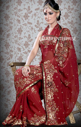 Bridal Saree (01)