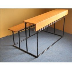College Desk 2 Seater