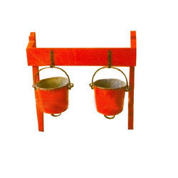 Fire Bucket Plus Stand