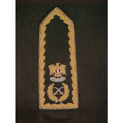 Embroidered Shoulder Badges