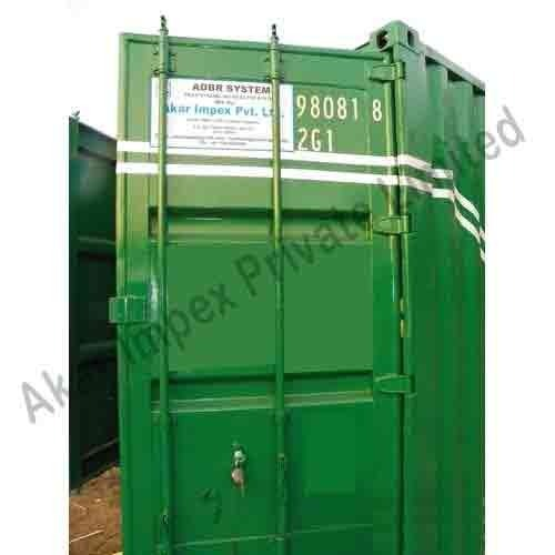 Containerized Plants for Sewage Treatment
