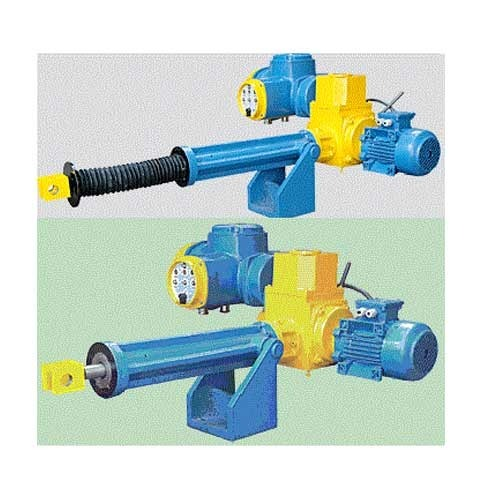 Trunion Mounted Linear Actuator