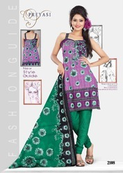 Preyasi Wear Salwar Suits Dress Material